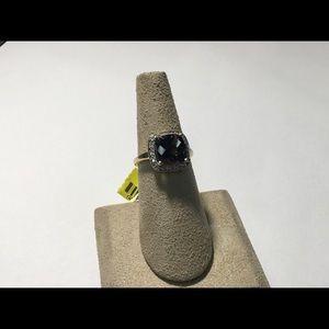 Jewelry - 10 karat yellow gold smoky quartz women's ring